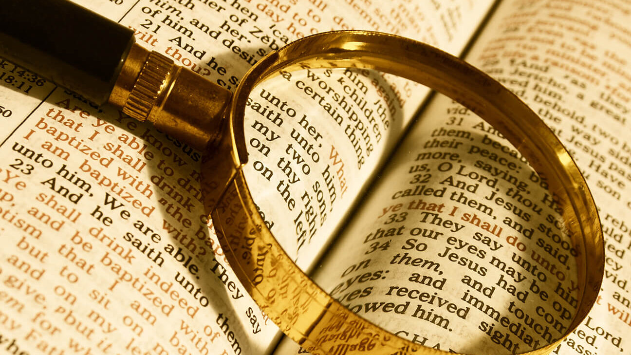 Bible Study Audio